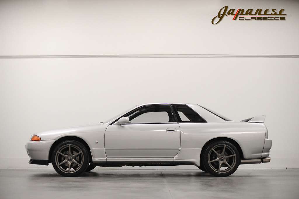 Orig on Nissan 300zx Parts