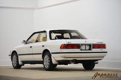 Japanese Classics 1988 Gx81 Toyota Mark Ii Grande