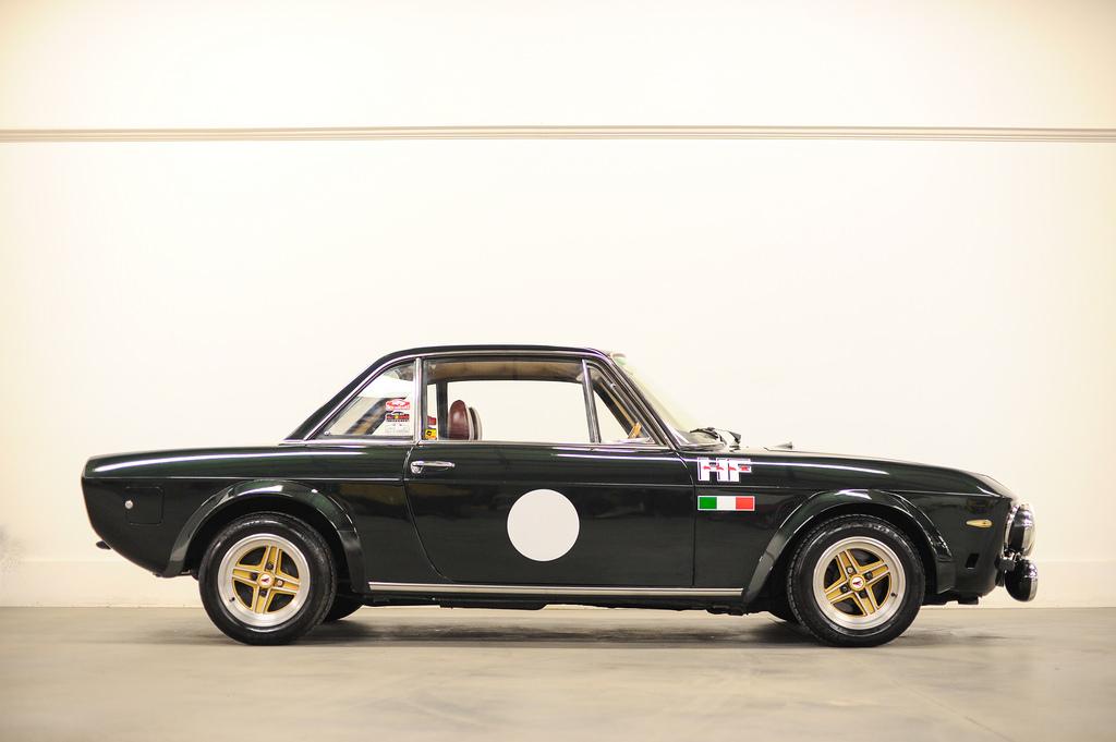 Japanese Classics 1971 Lancia Fulvia