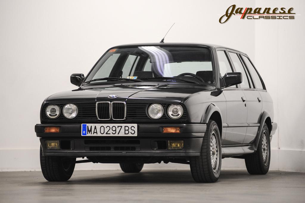 Japanese Classics 1989 Bmw 325 Ix E30 Touring
