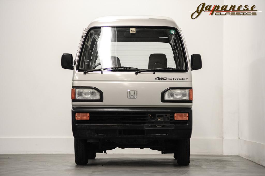 Nissan Work Van >> Japanese Classics   1989 Honda Acty Street Kei Van
