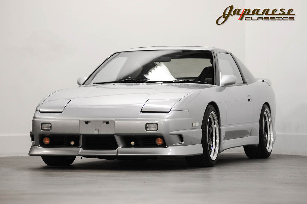 Japanese Classics 1989 Nissan 180sx