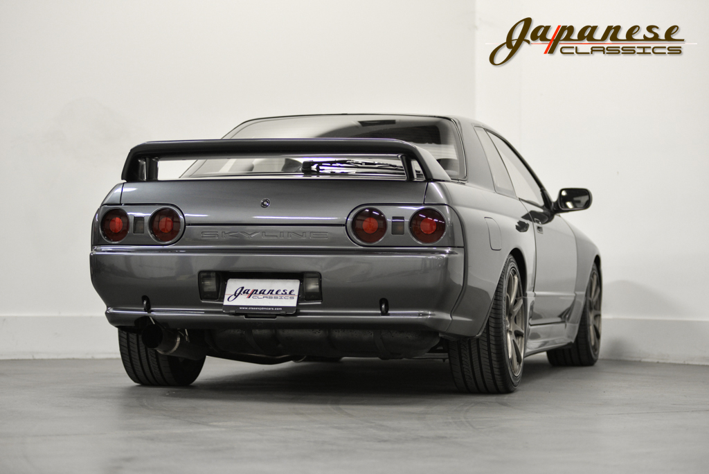 1989 Nissan Skyline Gt R 2 on honda integra parts