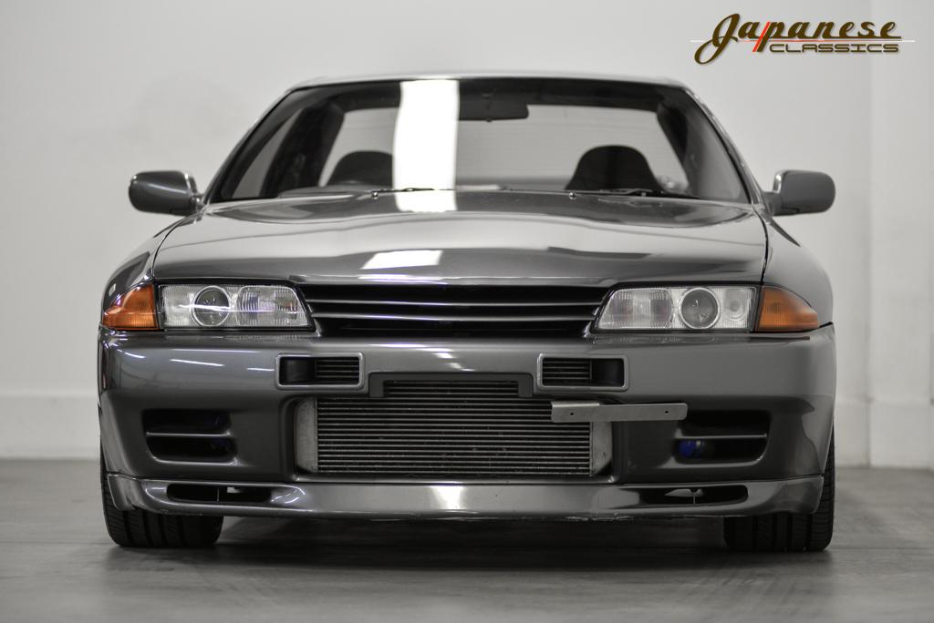 Japanese Classics 1989 Nissan Skyline Gt R