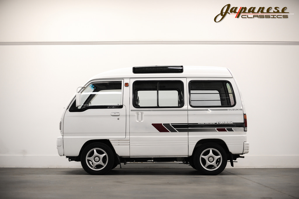 Used 2015 Tahoe >> Japanese Classics | 1989 Suzuki Every Van