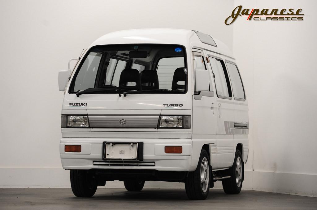 Japanese Classics 1989 Suzuki Every Van