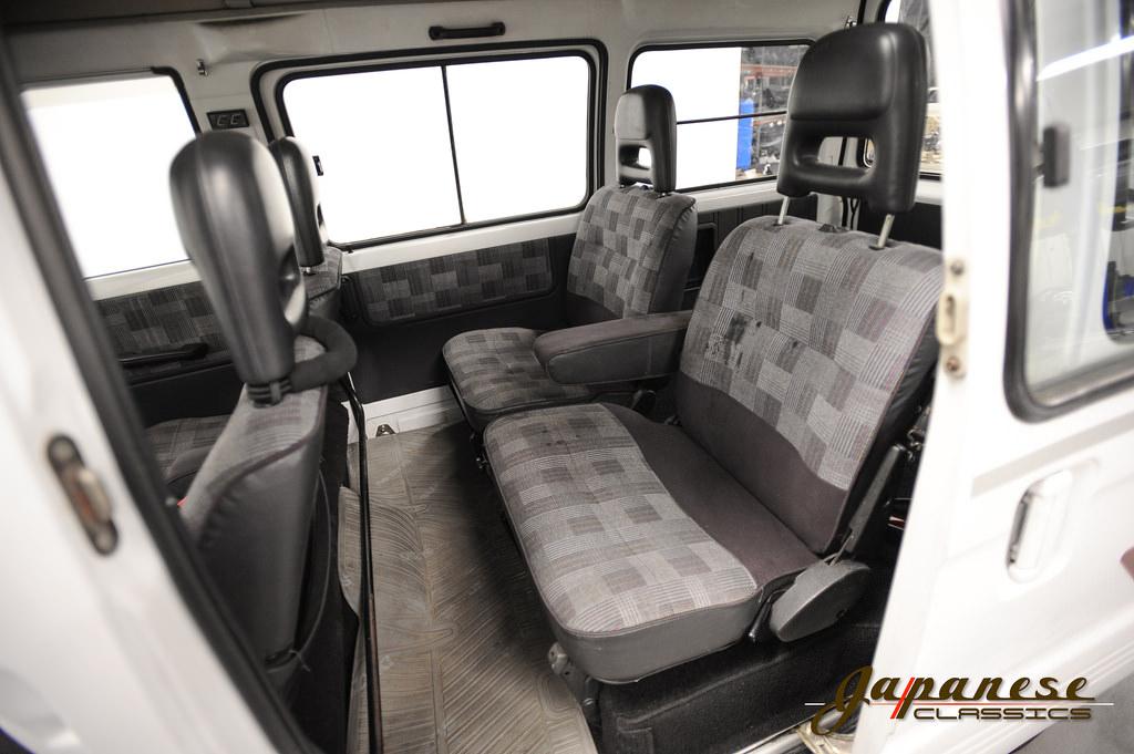 Used Work Vans >> Japanese Classics   1989 Suzuki Every Van