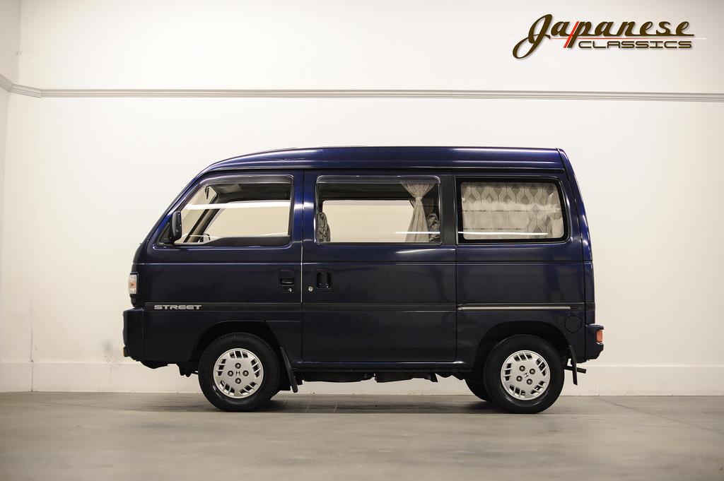 Japanese Classics 1990 Honda Acty Street Kei