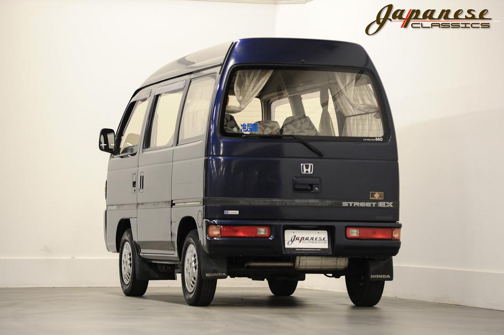 Japanese Classics | 1990 Honda Acty Street Kei