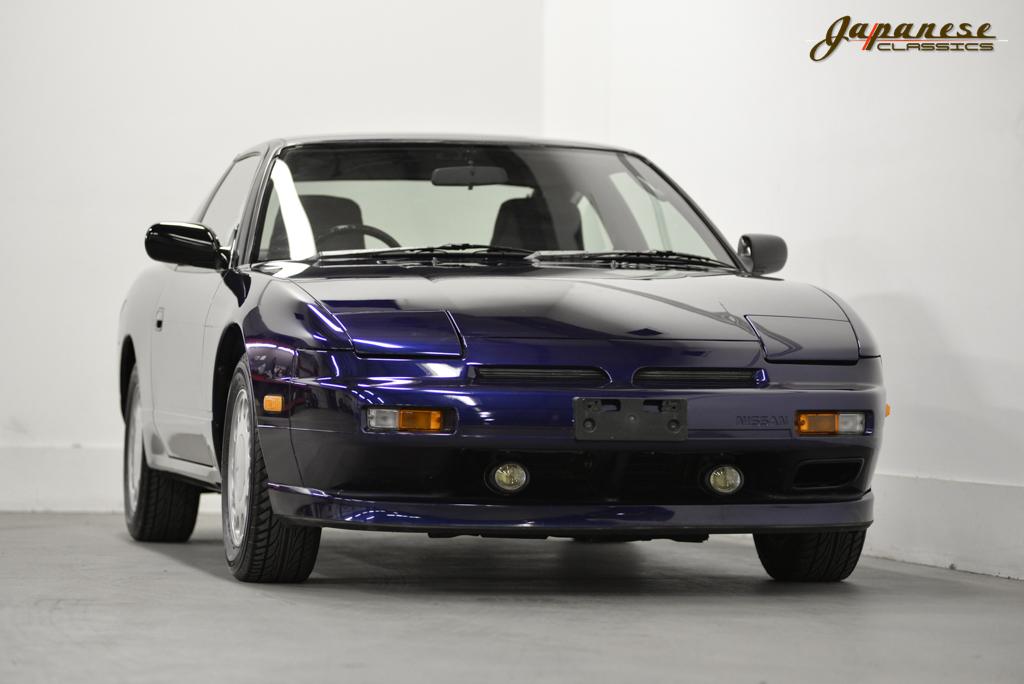 1990 Nissan 180sx ...