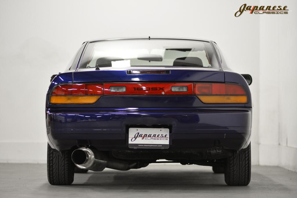 ... 1990 Nissan 180sx ...