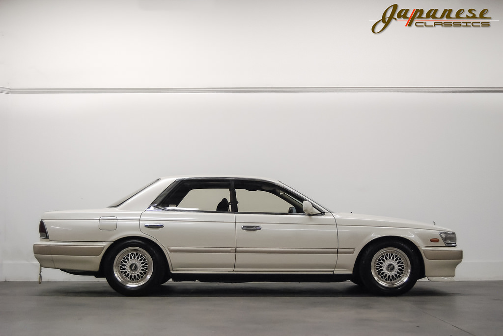 Japanese Clics | 1990 Nissan Laurel C33 Turbo