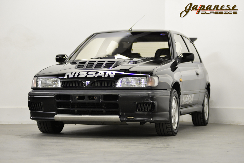 japanese classics 1990 nissan pulsar gti r ra. Black Bedroom Furniture Sets. Home Design Ideas