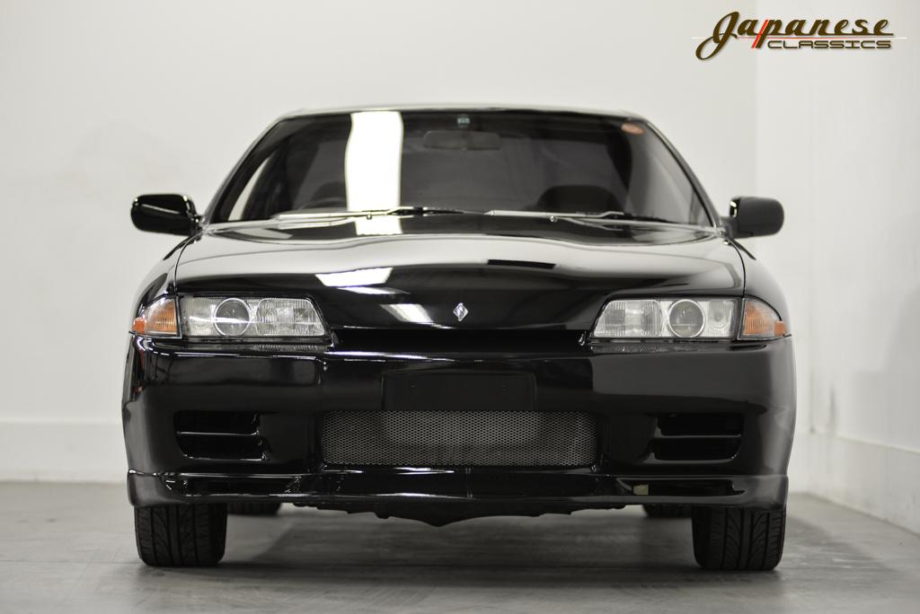 Japanese Classics | 1990 Nissan Skyline GTS-4
