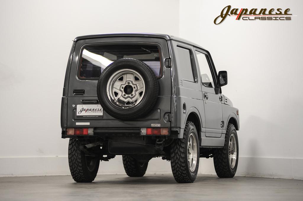 Japanese Classics 1990 Suzuki Jimny