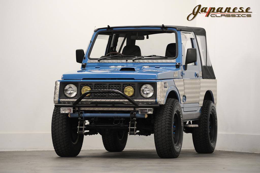 Japanese Classics | 1989 Suzuki Jimny Turbo