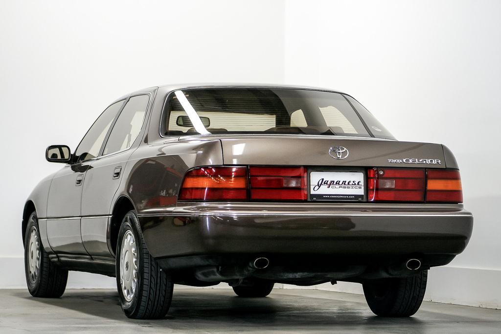Japanese Classics 1990 Toyota Celsior Type C