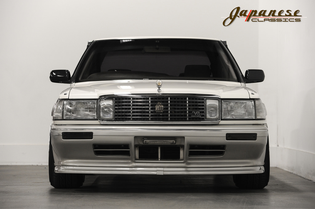 Japanese classics 1990 toyota crown royal