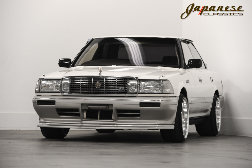 Japanese Classics 1990 Toyota Crown Royal