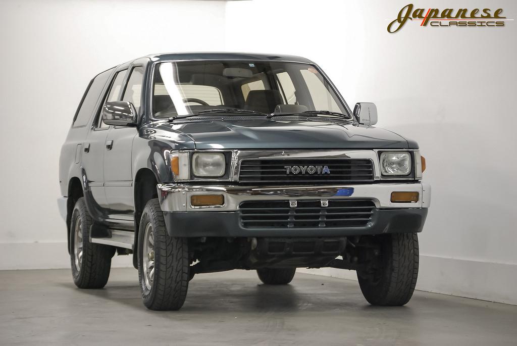 1990 Toyota Hilux 4x4 Turbo Diesel Japanese Classics