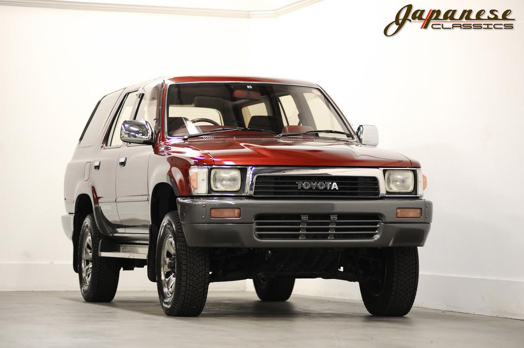 japanese classics 1990 toyota hilux. Black Bedroom Furniture Sets. Home Design Ideas