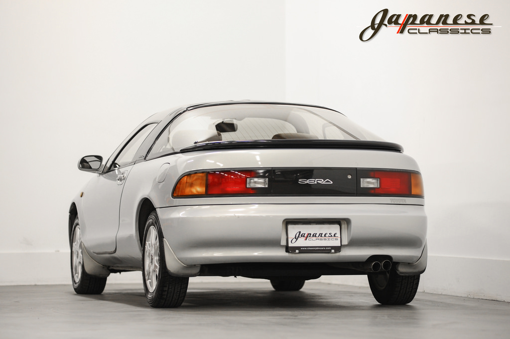 Japanese Classics 1990 Toyota Sera