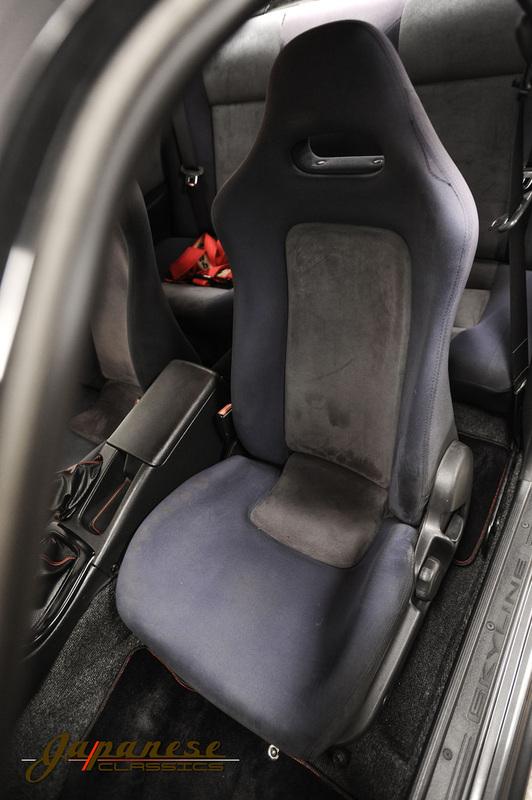Japanese Classics | 1990 Nissan Skyline R32 GTR
