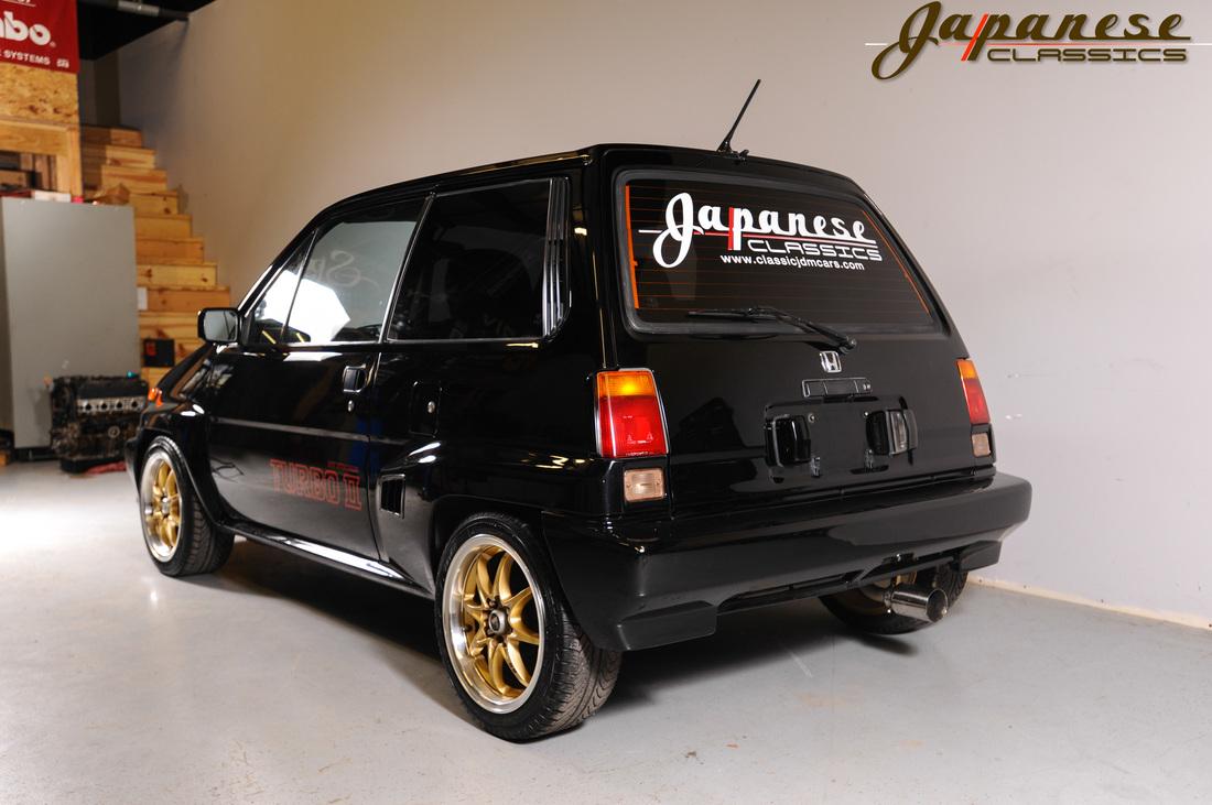 Jdm Cars For Sale >> Japanese Classics | 1985 Honda City Turbo II