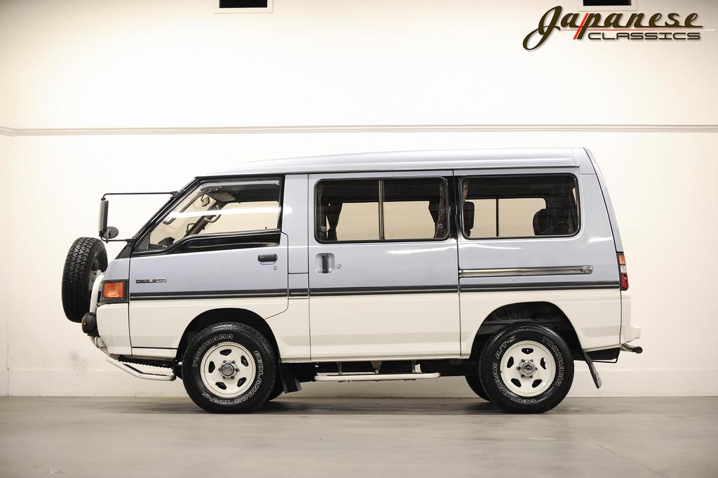 Japanese Classics | 1990 Mitsubishi Delica
