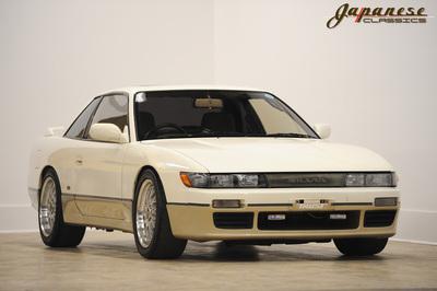 Japanese Classics 1989 S13 Nissan Silvia Ks
