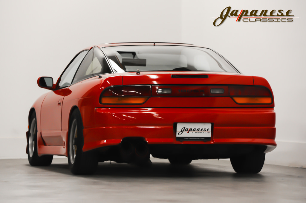 Japanese Classics 1990 Nissan 180sx