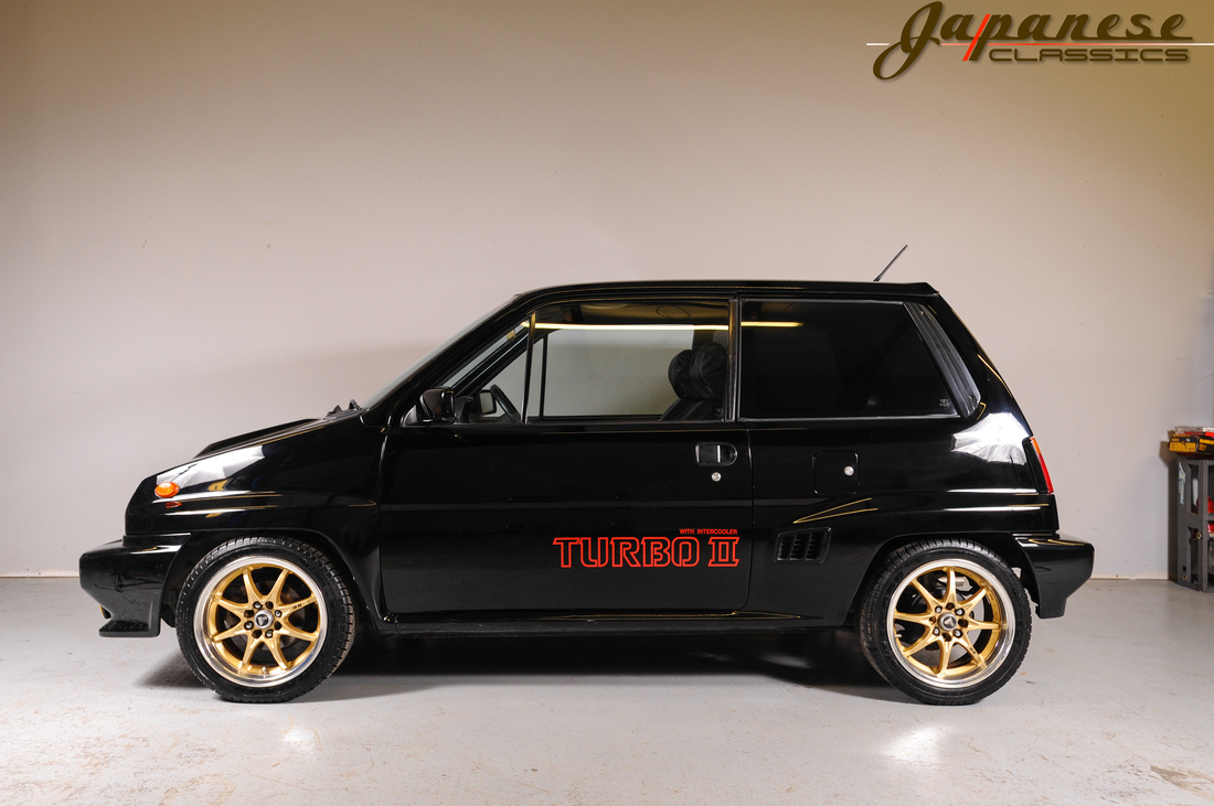 Japanese Classics 1985 Honda City Turbo Ii