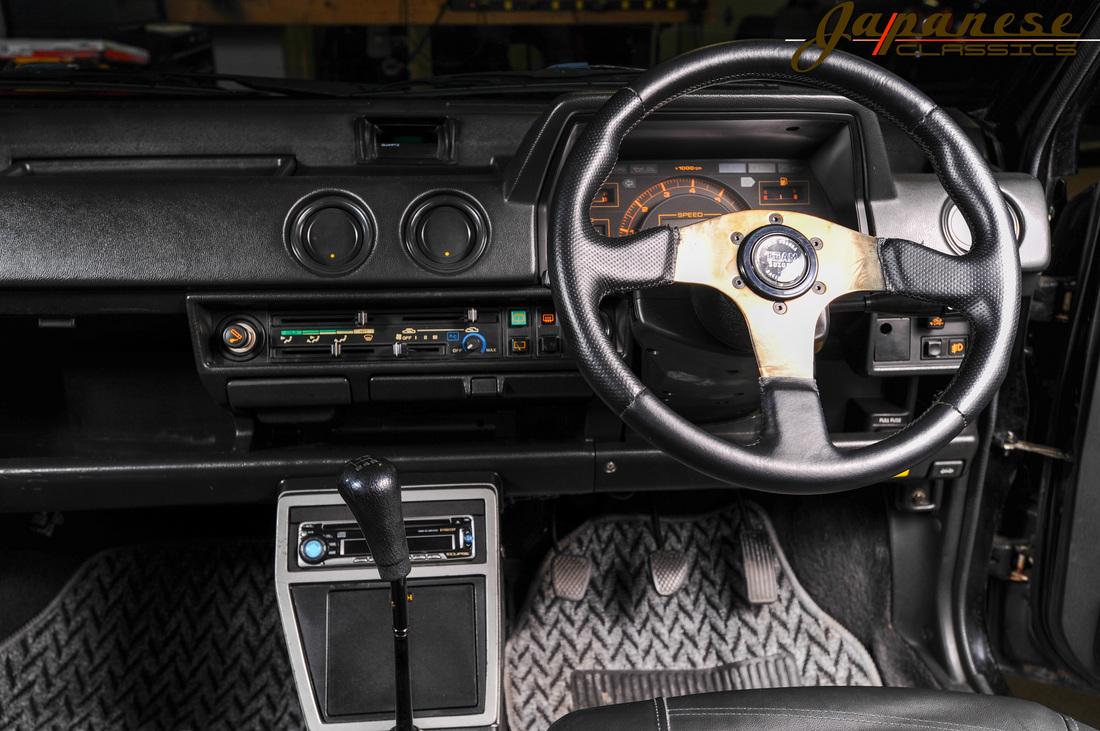 Nissan Gtr Interior >> Japanese Classics | 1985 Honda City Turbo II
