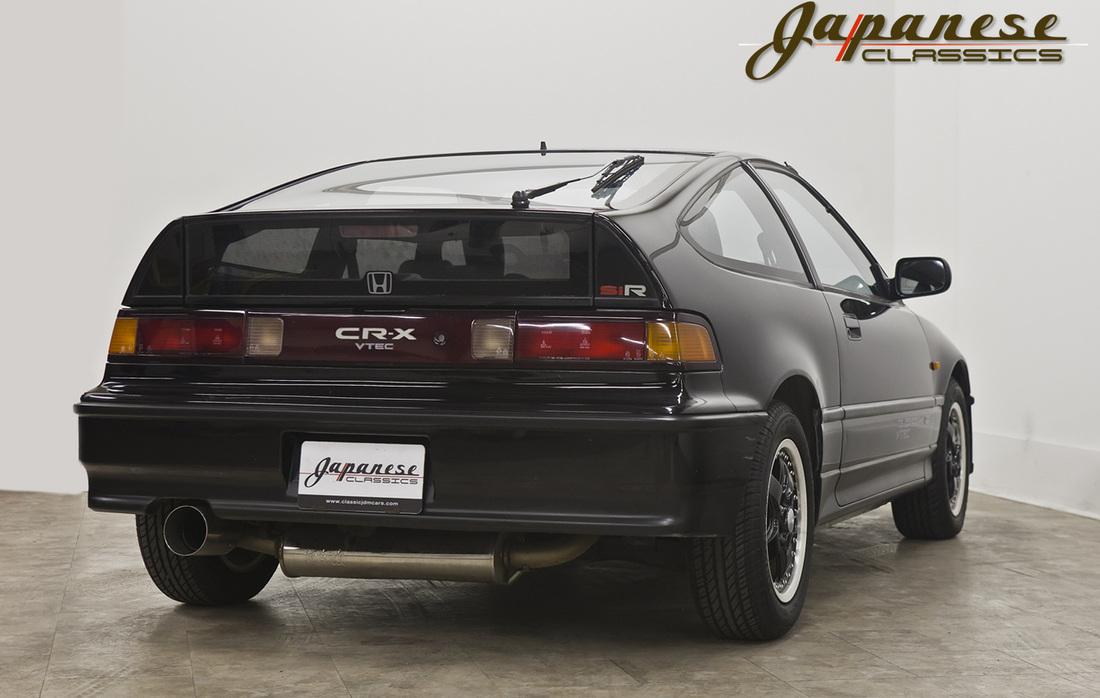 Japanese Classics 1989 Honda Cr X Sir
