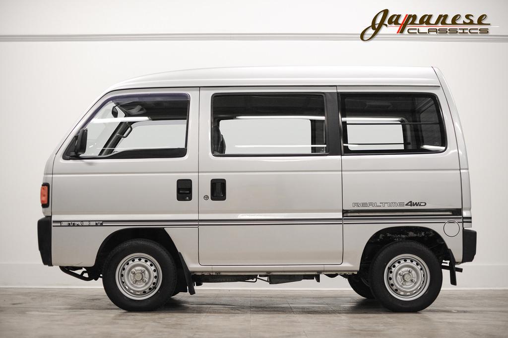 Japanese Classics 1988 Honda Street Kei Van