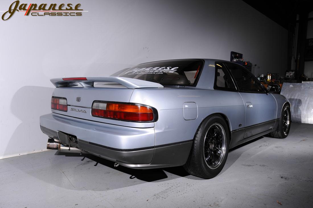 Japanese Classics 1988 S13 Nissan Silvia