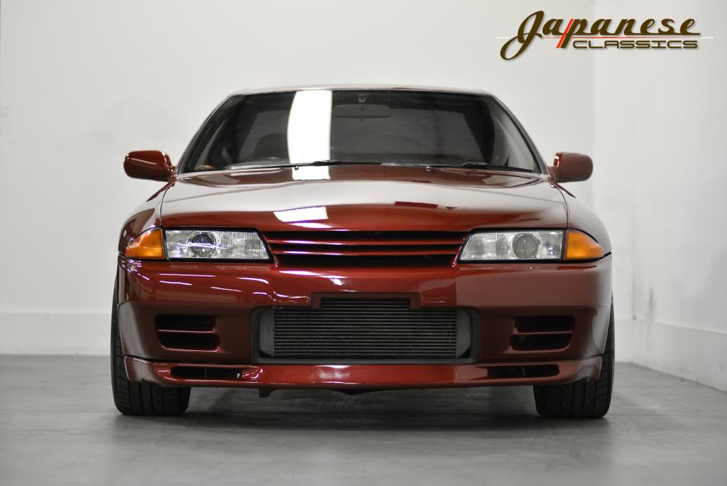 Japanese Classics 1990 Nissan Skyline Gt R