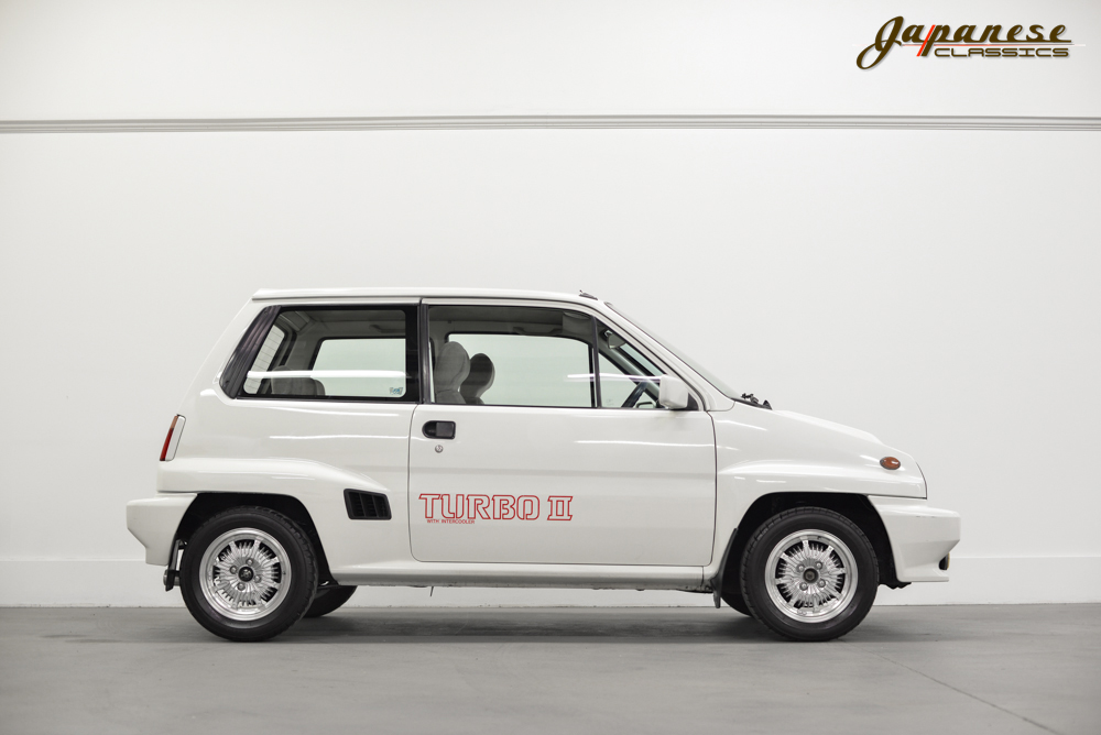 Transmission Slipping Signs >> Japanese Classics | 1984 Honda City Turbo II