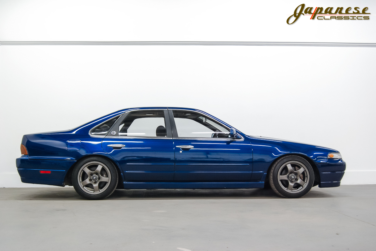 Japanese Classics 1990 Nissan Cefiro Rb20det