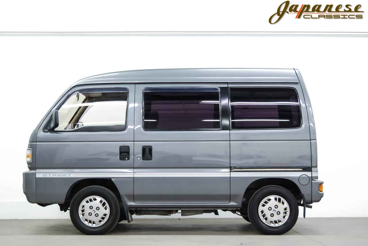 "Used Work Vans >> Japanese Classics | 1990 Honda Acty ""Street G"""