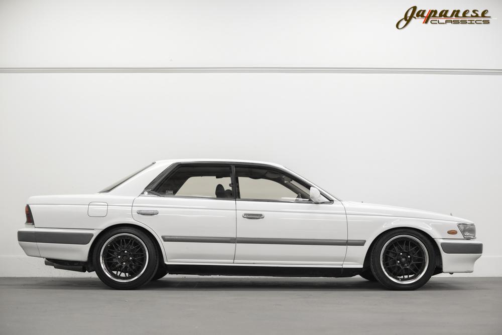 Japanese Classics 1989 Nissan C33 Laurel