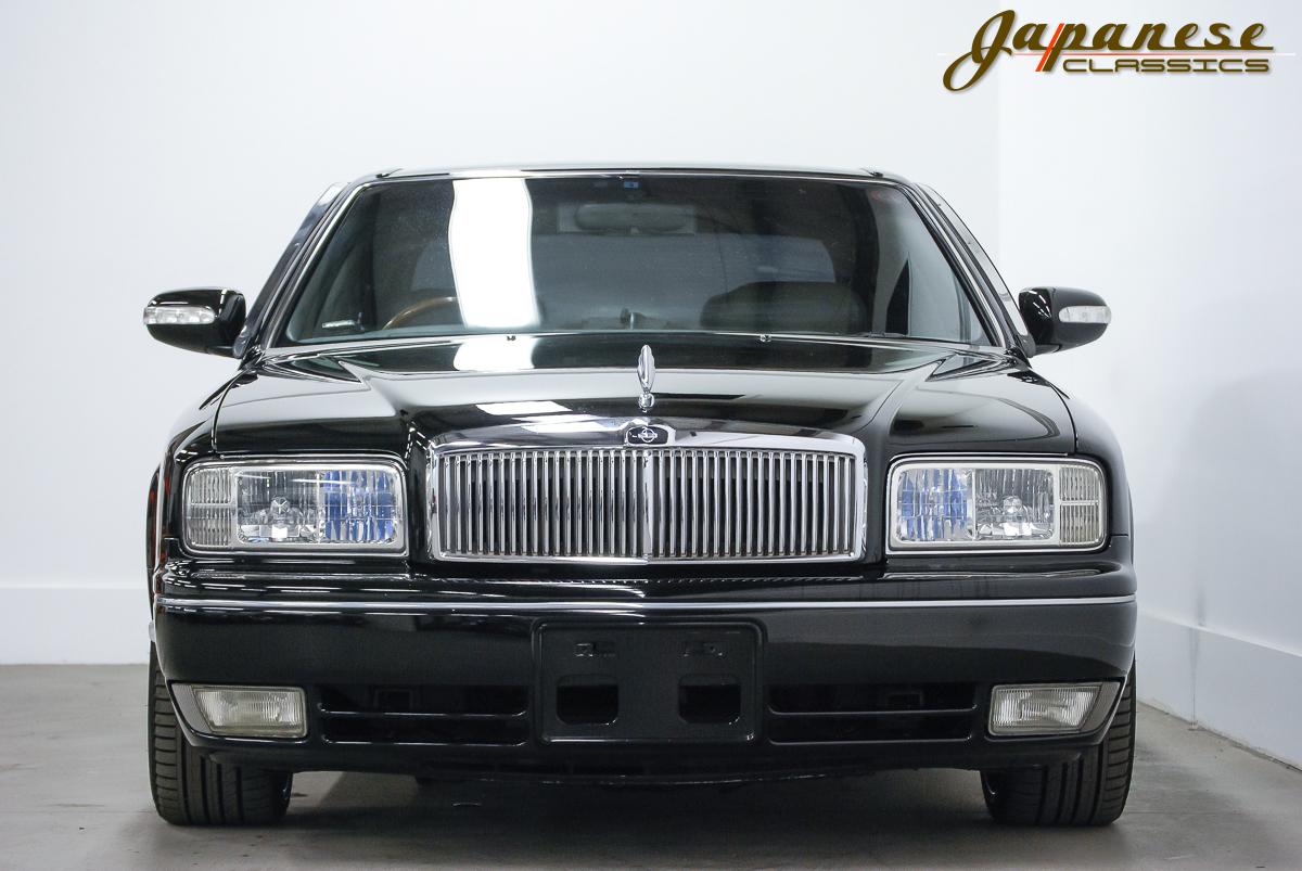 Japanese Classics 1991 Nissan President