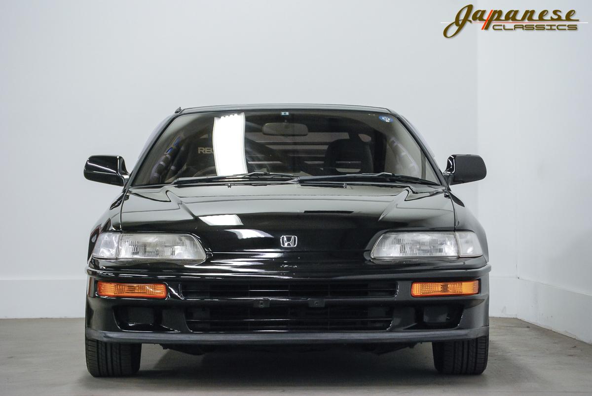 1991 Honda CRX Si R