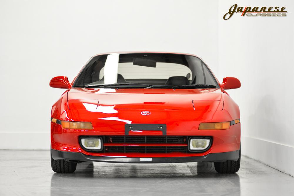 Japanese Classics 1990 Mr2 Turbo Gt