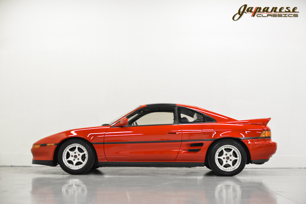 Japanese Classics 1990 Mr2 Turbo Gt