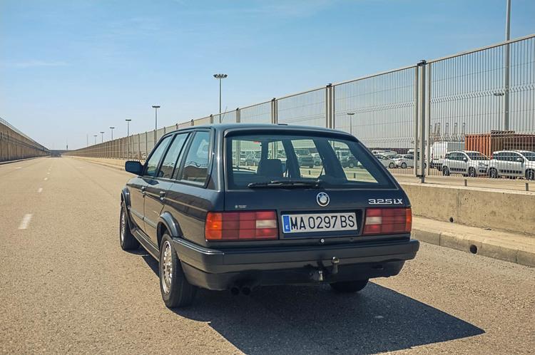 Japanese Classics BMW Ix Touring - Bmw 325ix