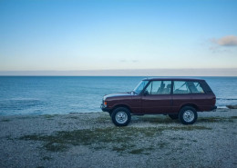 1989 Land Rover Range Rover 2-door