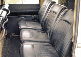1978 Land Rover Santana Series III 109 w/overdrive