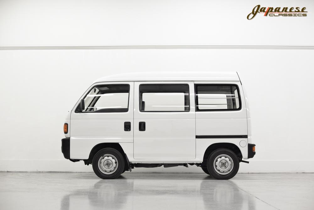 Japanese Classics 1991 Honda Acty Van