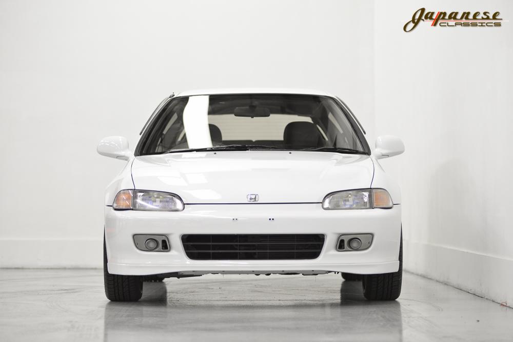 Japanese Classics 1991 Honda Civic Eg6 Sir